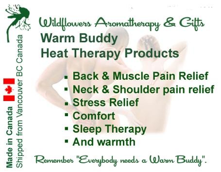 Warm Buddy heat Therapy products